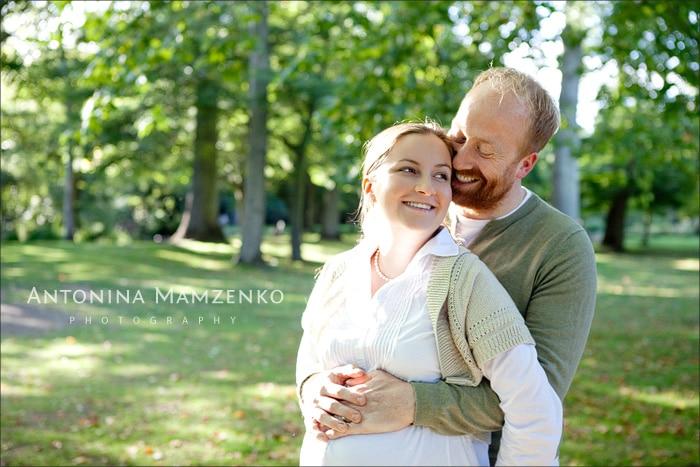 Karolina + Mark, expecting