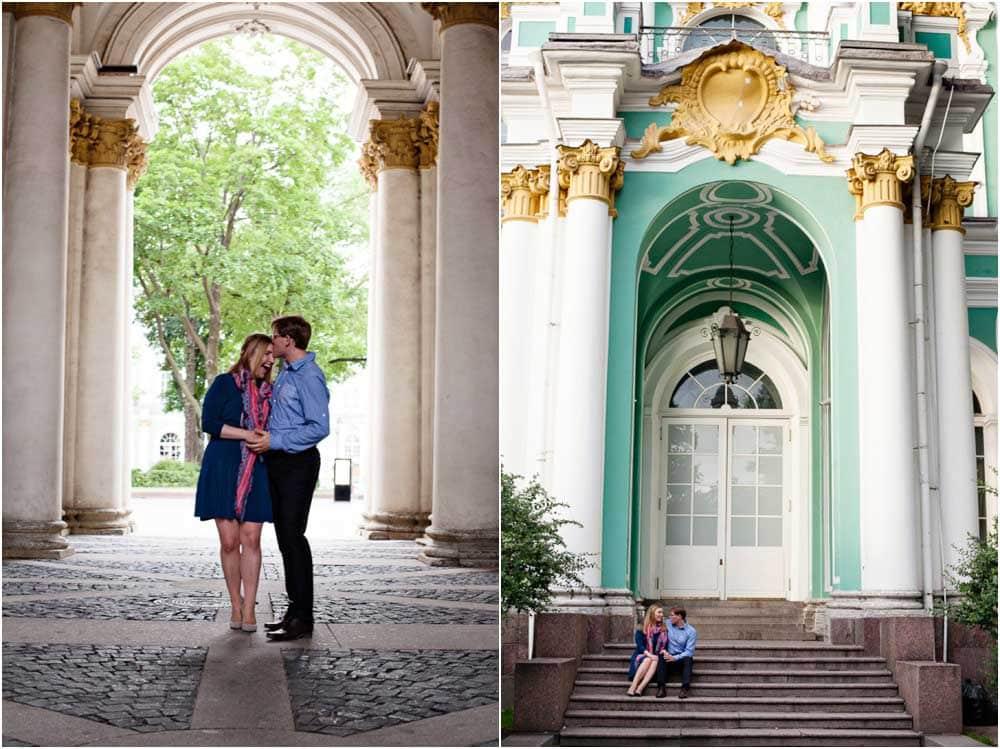 Sneak peek: A romantic session in St.Petersburg