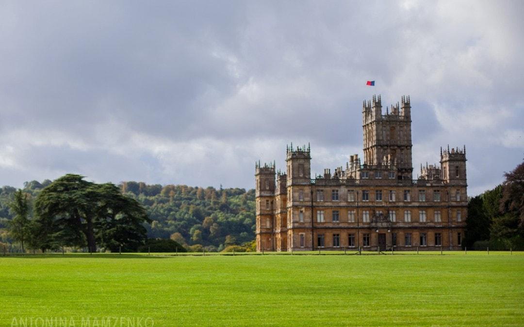memories of downton abbey