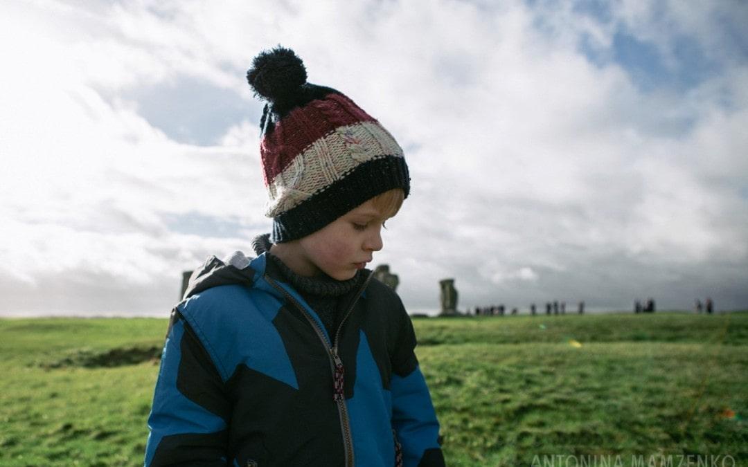 wanderings: exploring pre-historic Britain