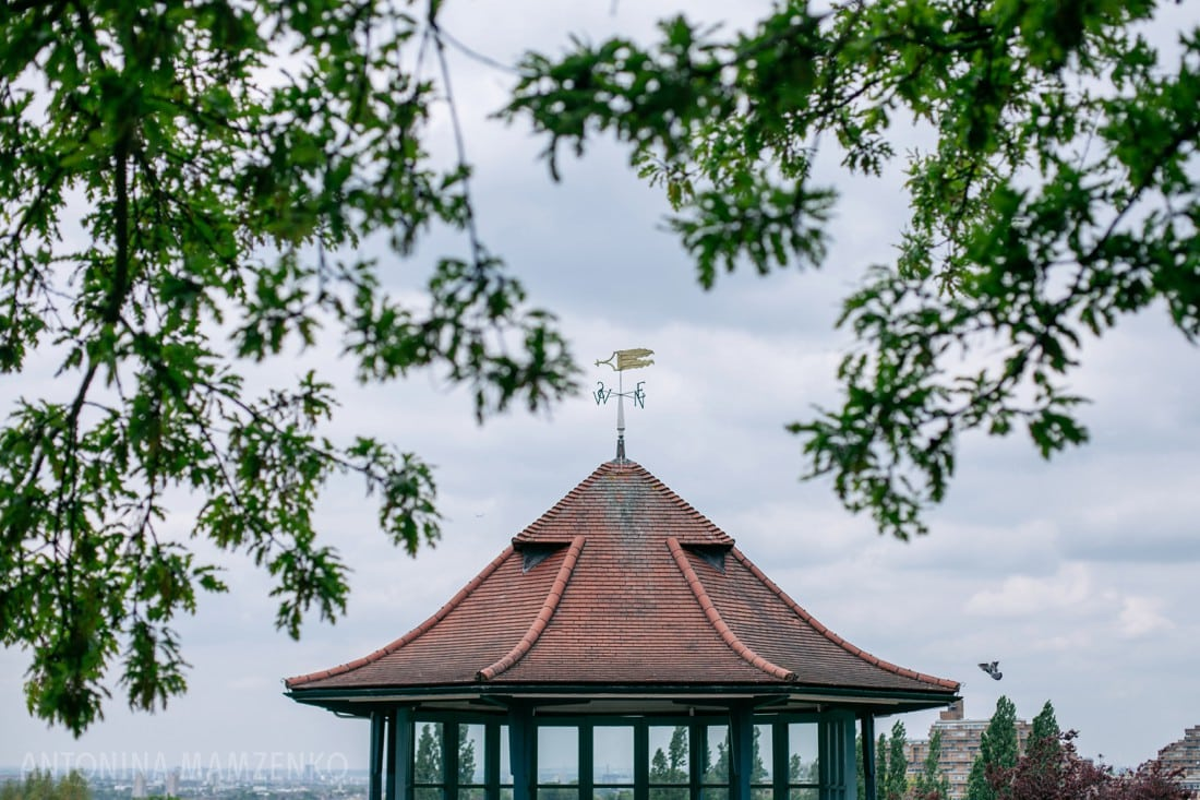 bandstand at horniman museum