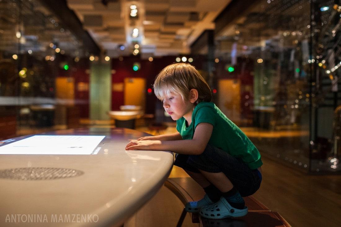 music room horniman museum