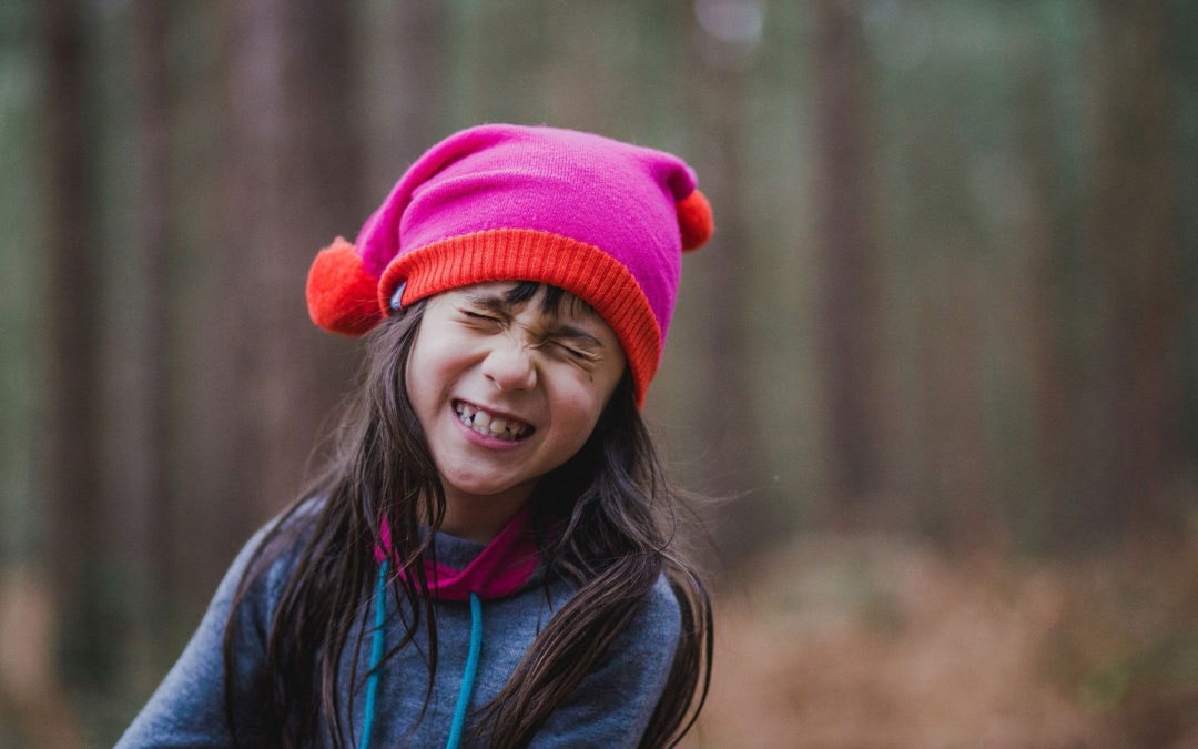 Commercial Photoshoot With Kids Outdoors Brand Amamaya Clothing
