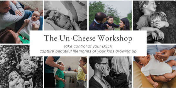 The Un-Cheese Workshop: Autumn Dates Added