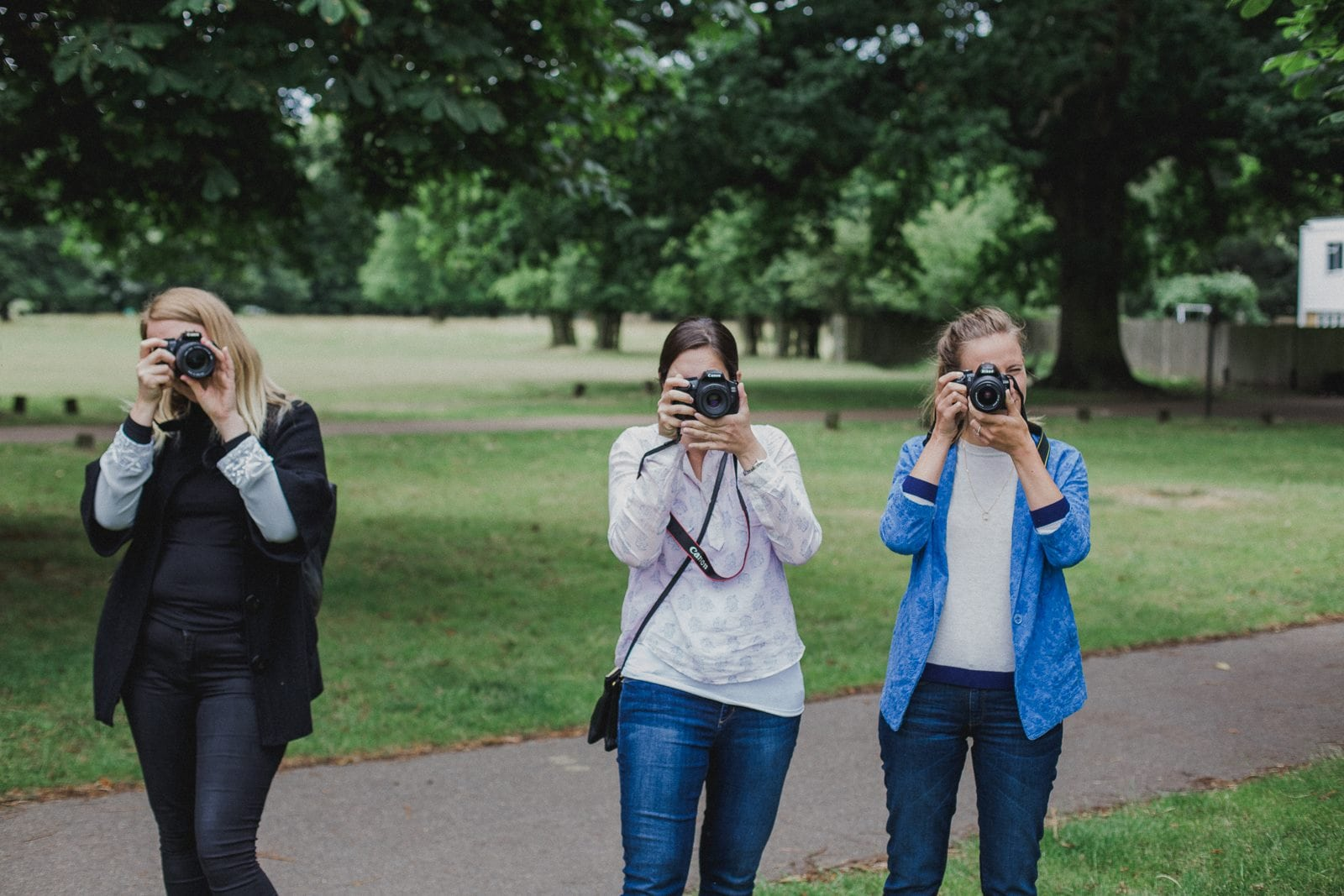 Photography workshop for beginners in Hampton Hill