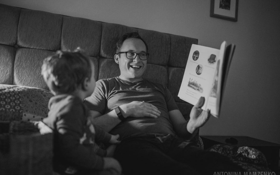 Bedtime Routine – Documentary Family Photography