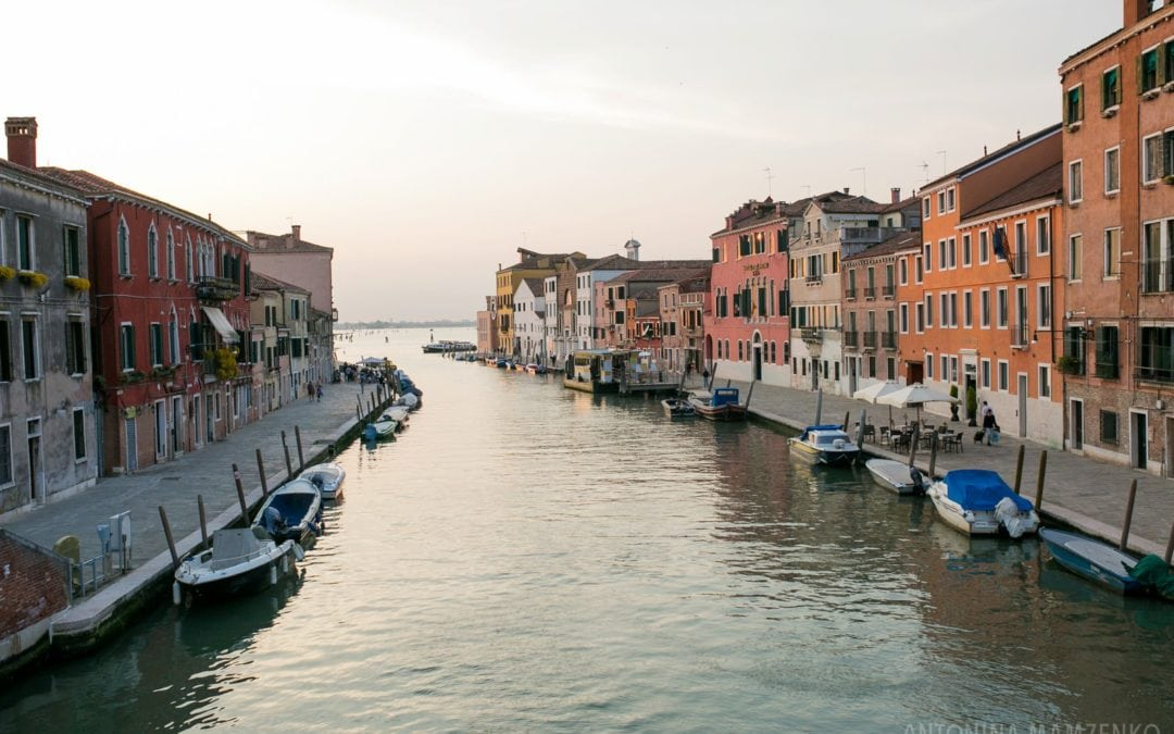 Our holiday photos from Venice, Italy