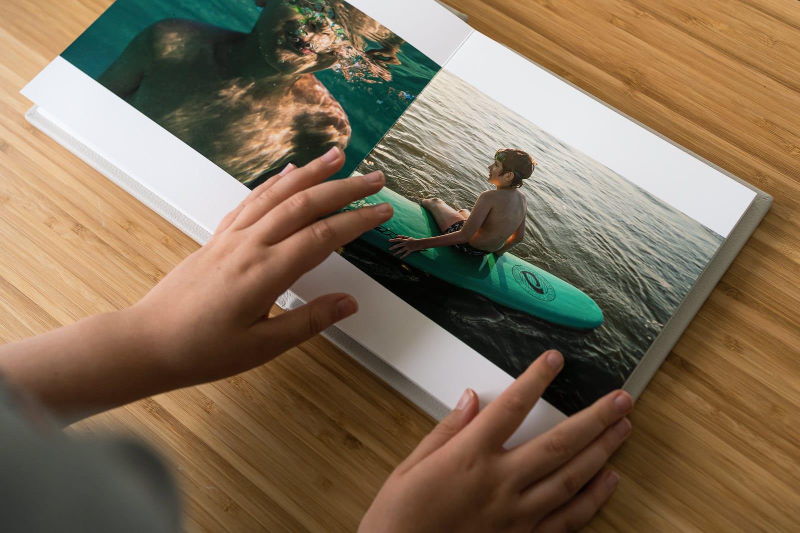 family photography fine art albums london