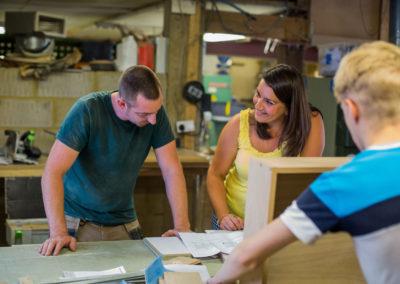Behind the scenes with Turner & Foye bespoke kitchens in Esher