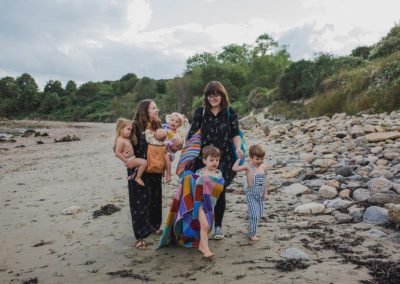 Lifestyle photoshoot with parenting influencer Meet the Wildes